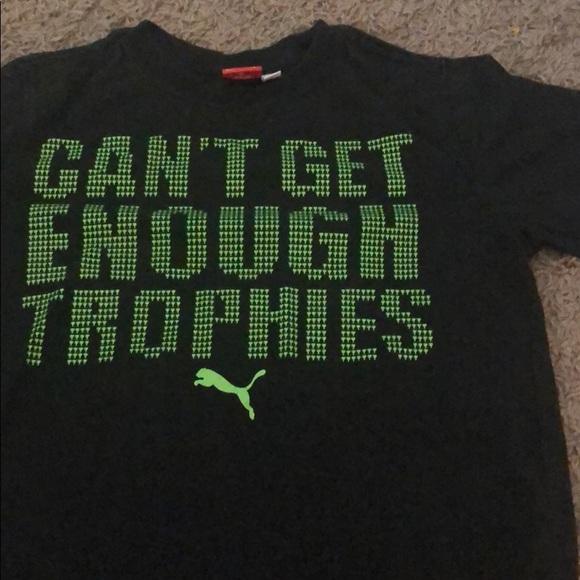 Puma Other - Boys Puma T-shirt